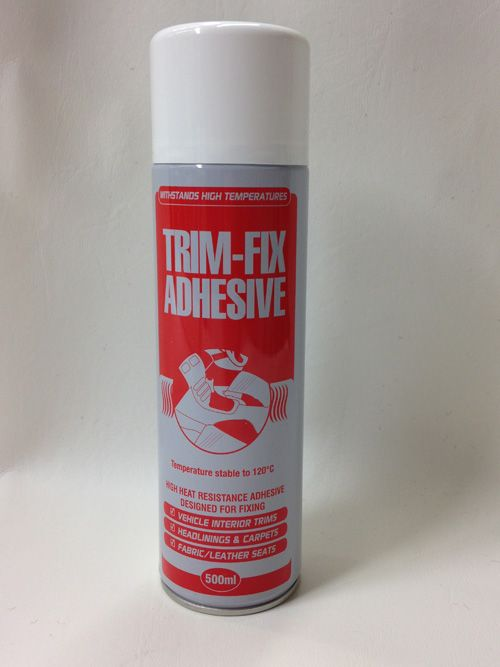 High Temp Spray Adhesive 500ml