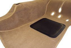 Sunbeam Tiger MkI 1964 to 1966 Carpet Set - Wessex Wool Range